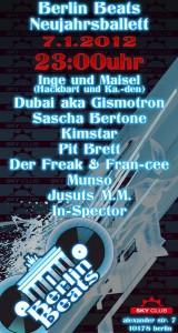 Berlin Beats im SkyClub
