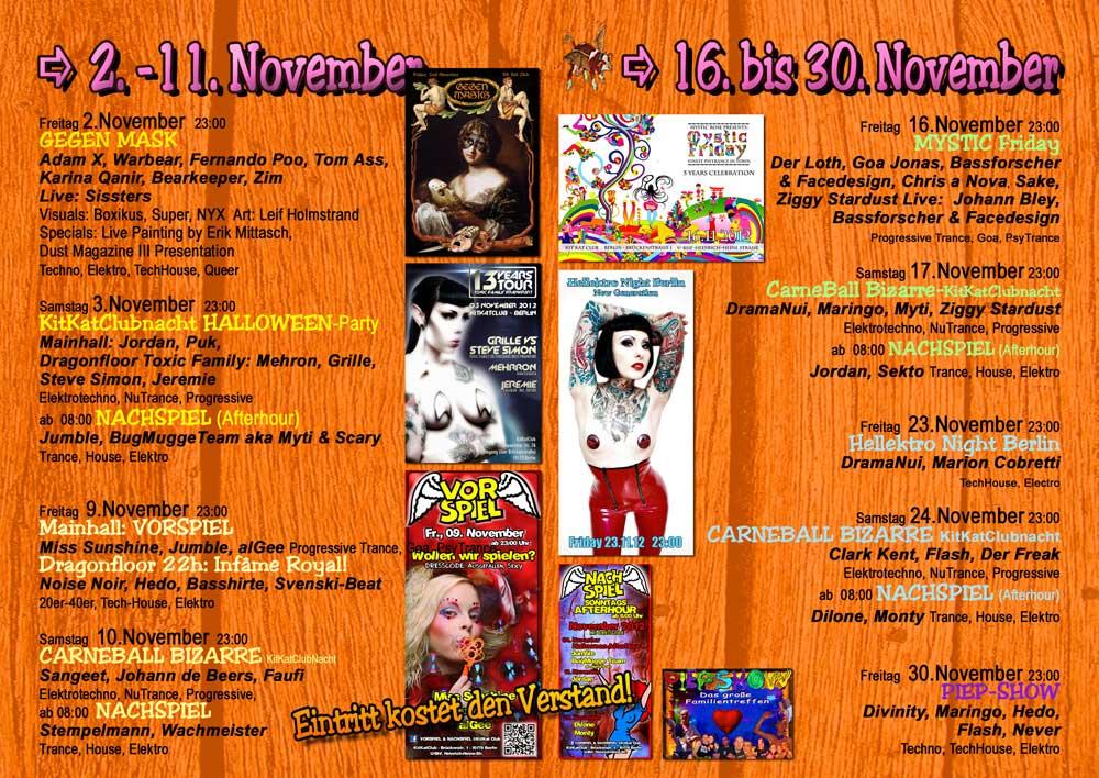 KitKatClubNovember2012-2